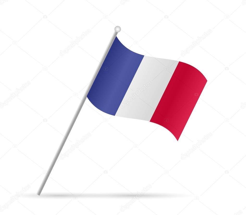 フランス国旗のイラスト ストックベクター Nmarques74 72936065