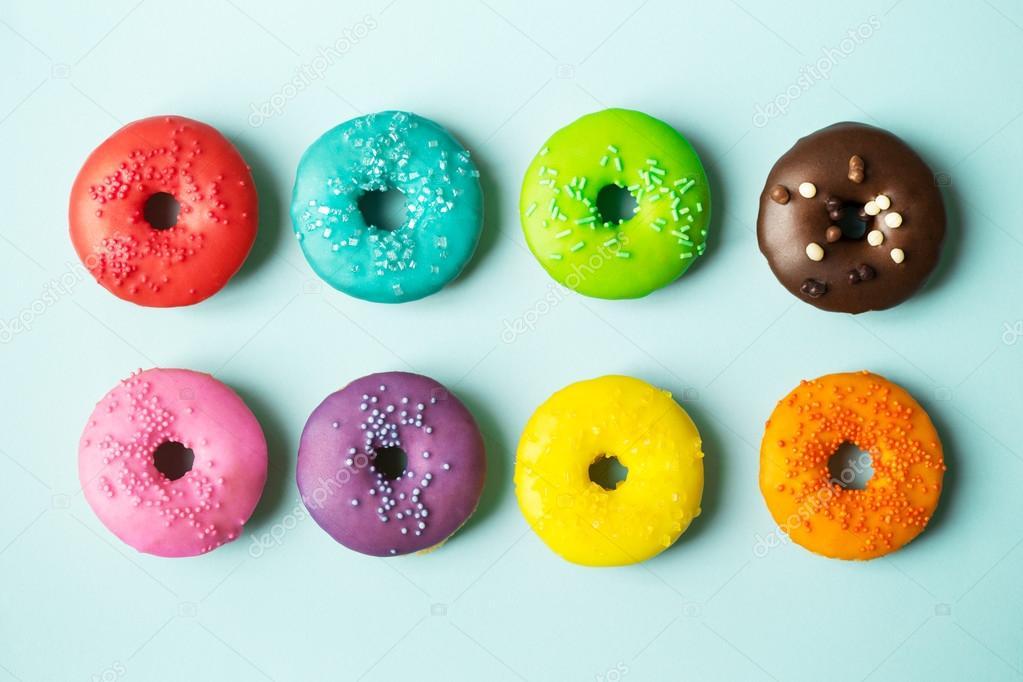 еда пончик food donut скачать