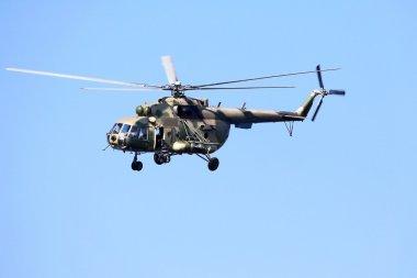 Transport helicopter