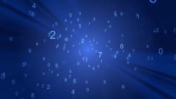 Číslice v prostoru
