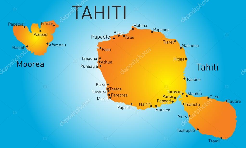 """Képtalálat a következőre: """"tahiti térkép"""""""