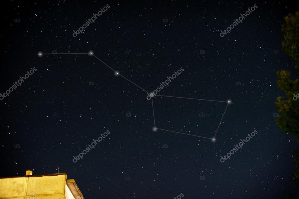 Constellations. Ursa Major