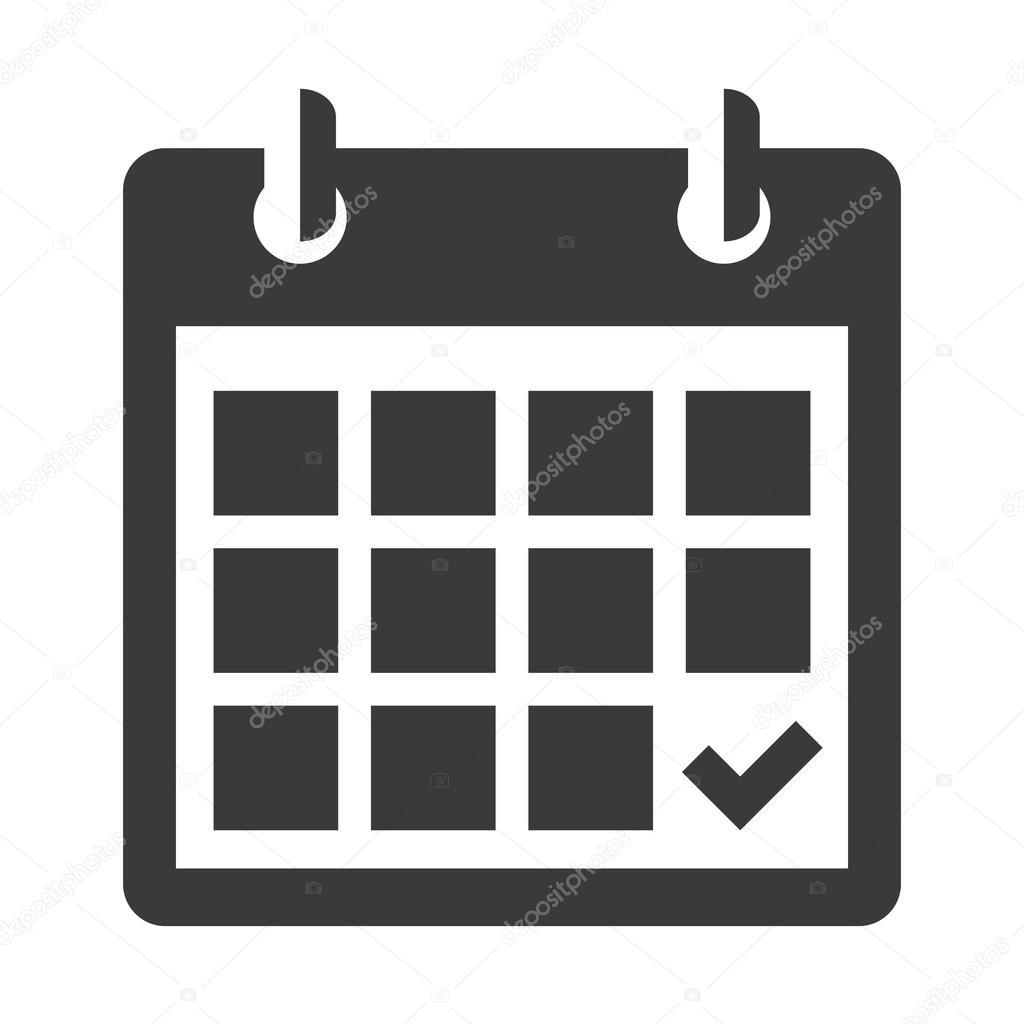 calendar icon stock vector artizarus 72934485 rh depositphotos com calendar icon vector cdr