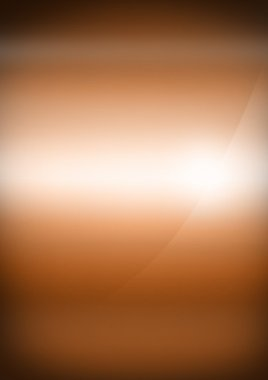 Copper polished metal background texture