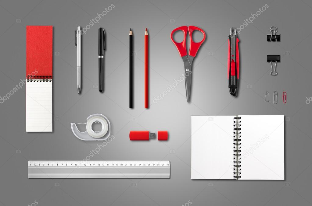 office stationery template