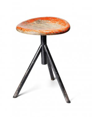 Old thee-legged Stool