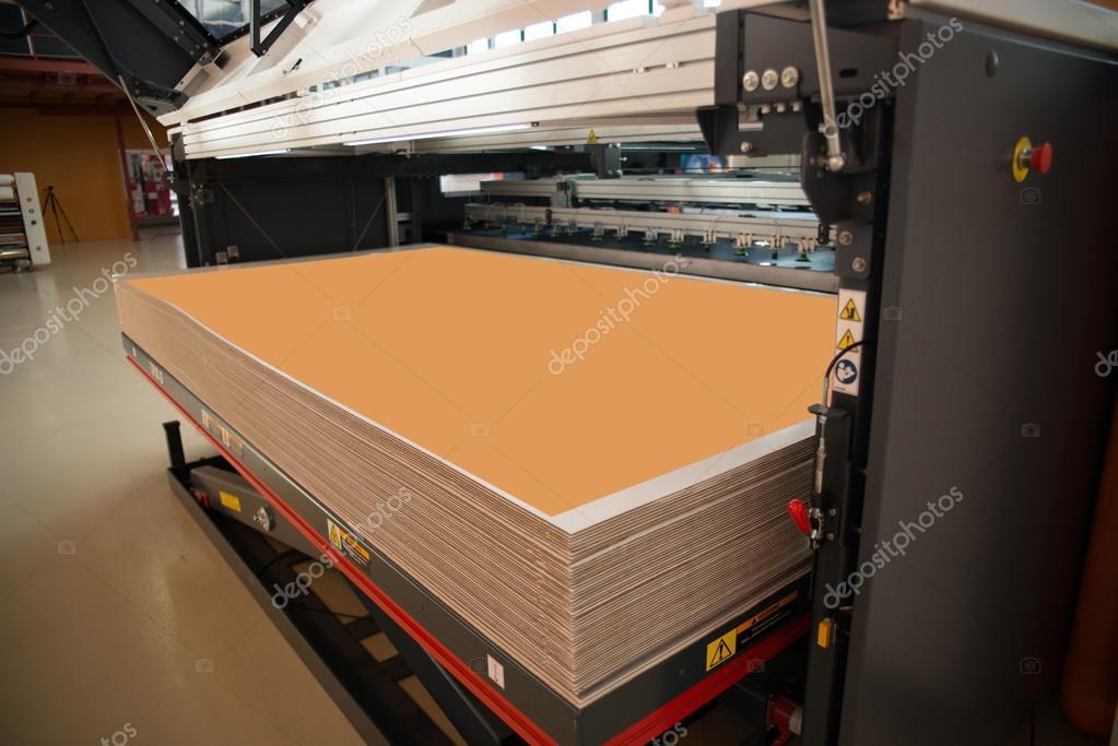 Digital printing - wide format printer