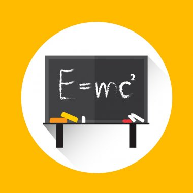 Albert Einsteins Physical Formula on School Board Mass Energy Equivalence