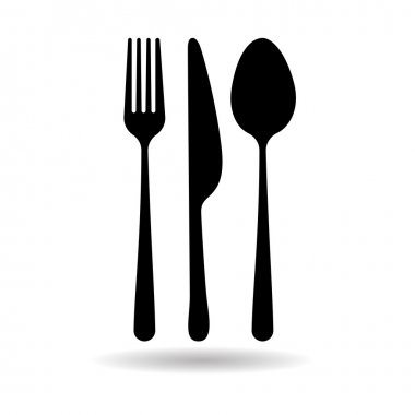 Spoon Fork Knife Web Icon