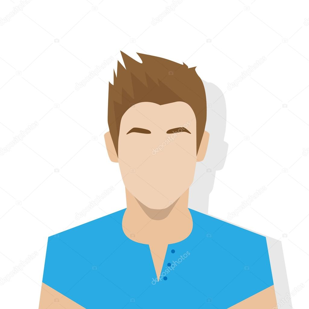 Profile Avatar: Stock Vector © Mast3r #59095529