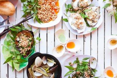 Asian Seafood Dish