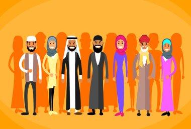 Muslim People  Characters