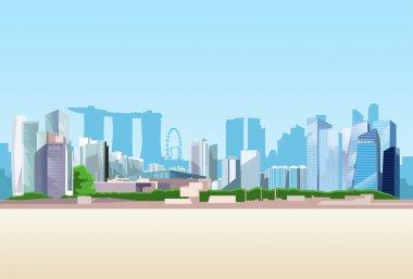 Singapore City  Background