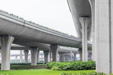 overpass bridge