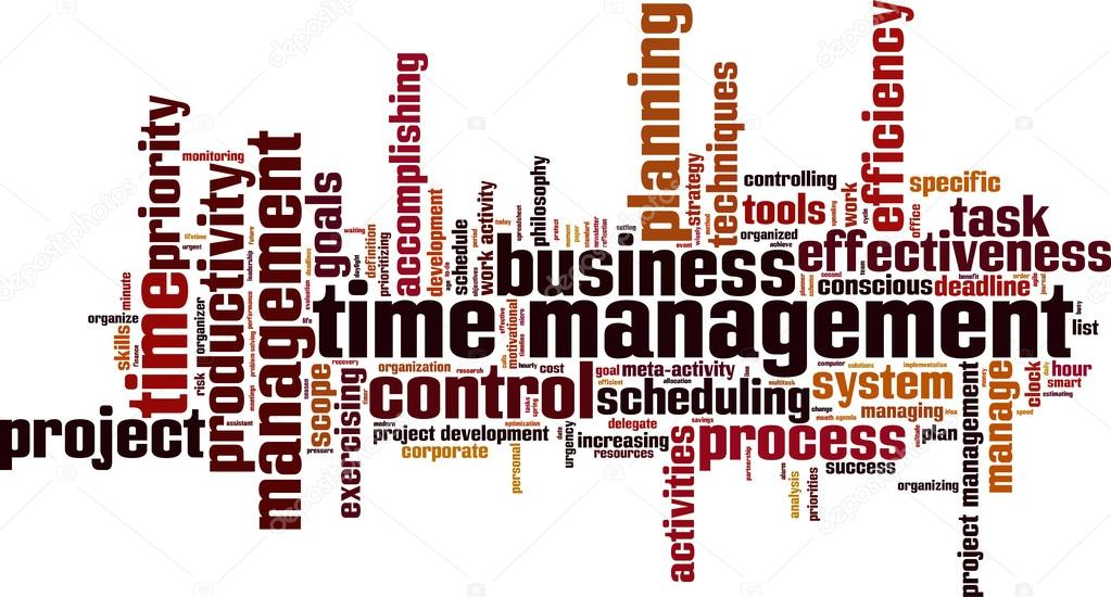 Time management in 250 words