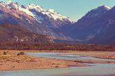 Beautiful Patagonia landscape