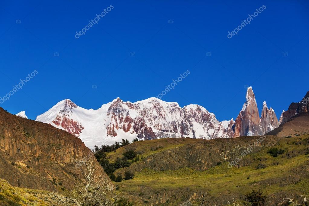 Cerro Torre mountains