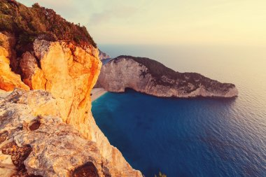 Beautiful Navagio Beach