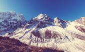 hory v regionu Kanchenjunga