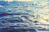 Fotografie pohled na vlny na pláži