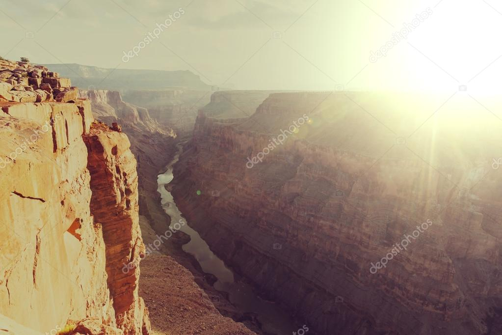 Picturesque Grand Canyon