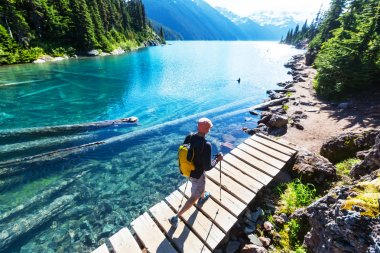 Beautiful Garibaldi Lake