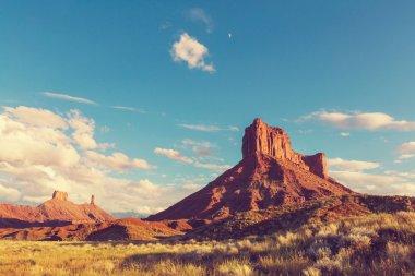 Sandstone formations in Utah