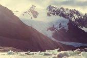 Fotografie Patagonia landscapes in Argentina
