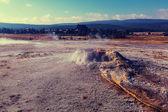 Fotografie Yellowstonský národní park
