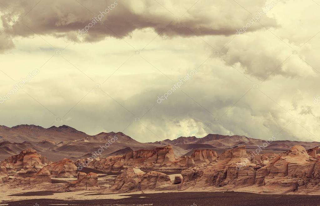 Campo de Piedra Pomez
