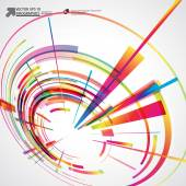 Abstract vector background-eps 10 illustration