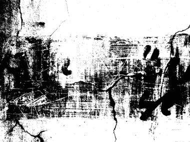 Grunge textures set. background stock vector