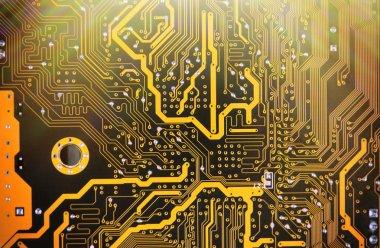 printed computer circuit board