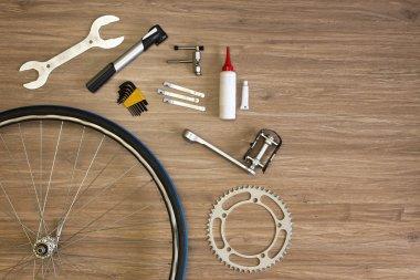 Tools for bicycle repair
