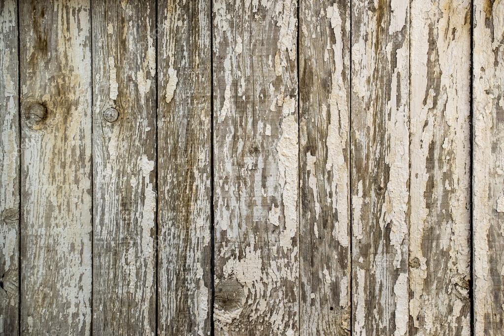 peinture blanche d colle de la paroi en bois photographie stevanovicigor 111499574. Black Bedroom Furniture Sets. Home Design Ideas