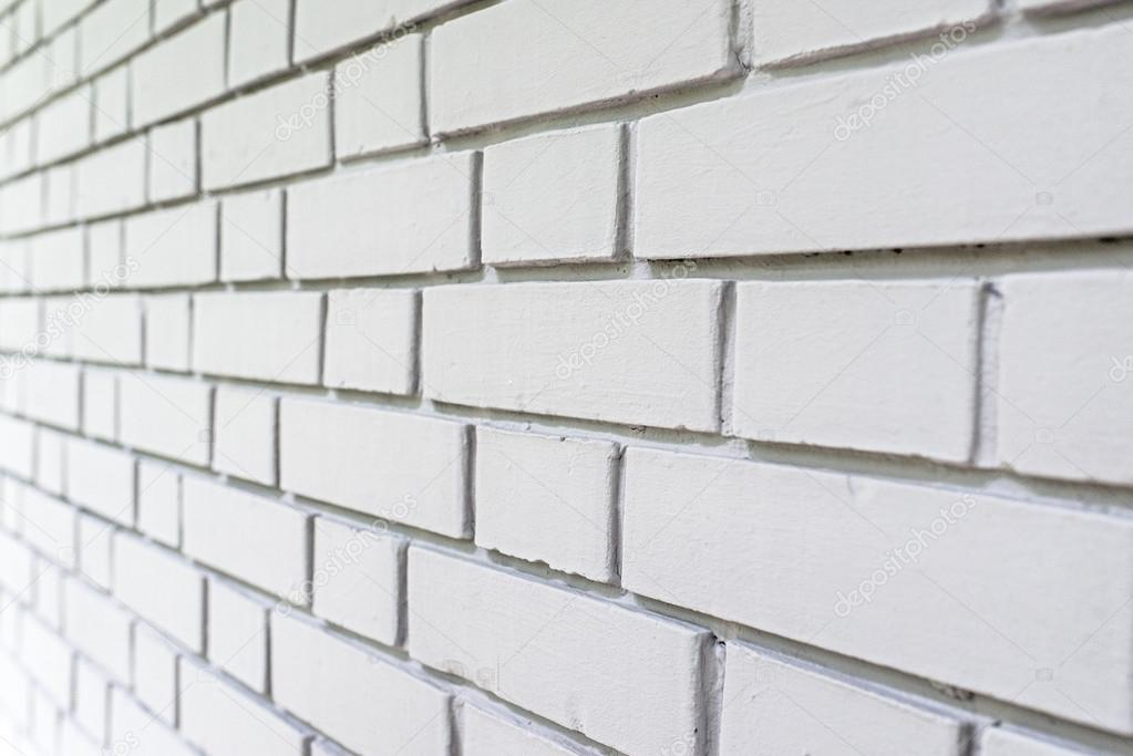 perspective de mur de briques blanches photographie stevanovicigor 113834118. Black Bedroom Furniture Sets. Home Design Ideas