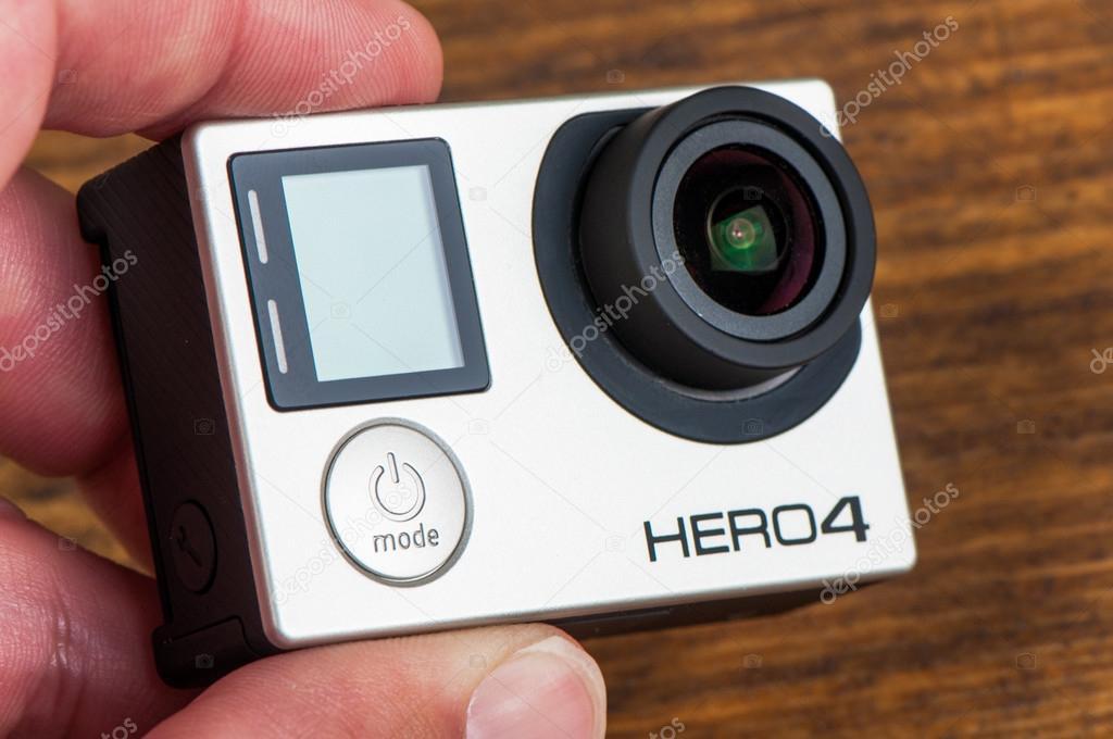 GoPro HEro 4 Black – Stock Editorial Photo © stevanovicigor #113860348