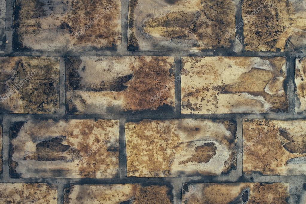 Fußboden Aus Ziegel ~ Rustikale ziegel muster fußboden u stockfoto stevanovicigor