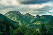 Julské Alpy hory