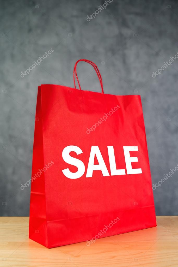 Clarance Sale Shopping Bag