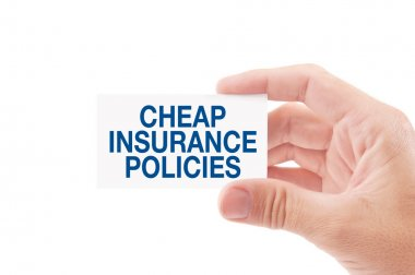Cheap Insurance Policies