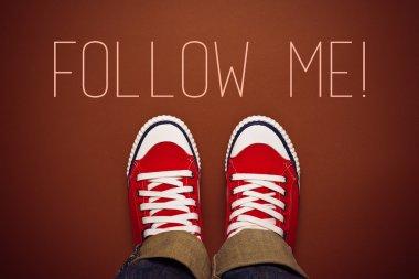 Follow Me Request Concept