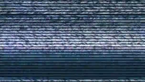 Schlechte Sync-Tv, TV-Bildschirm mit Störgeräusche