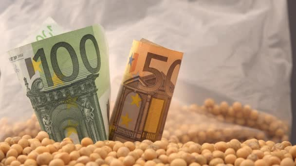 Taking profit from soybean growth and harvest in Europe