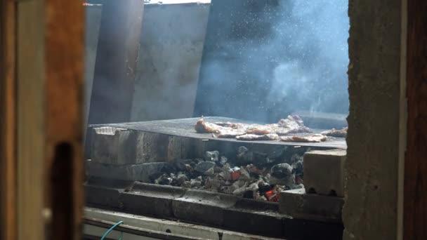 Vepřové kotlety na grilování