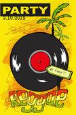 Fotografie Reggae-Poster
