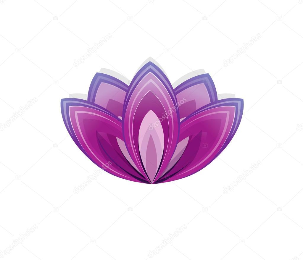 Lotus flower as symbol of yoga stock vector matsiash 106229782 lotus flower as symbol of yoga stock vector mightylinksfo