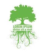 Fotografie Baum-Logo-Vorlage