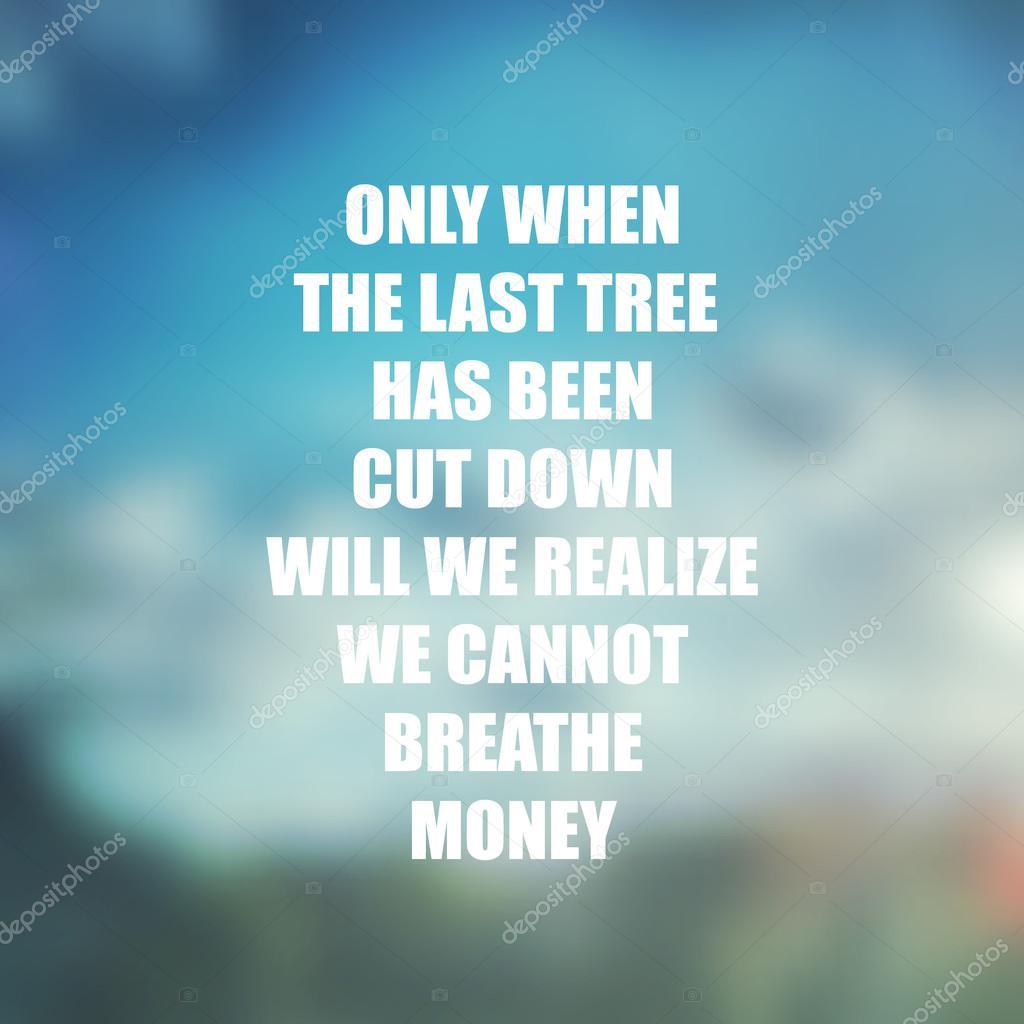 citat om träd