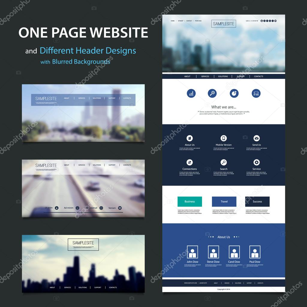 Modern Colorful Abstract Web Site, Flat UI or UX Layout Creative Design Template - User Interface, Icon, Label and Button Designs - Element Set for Your IT, Tech Business, Home Page or Blog - Illustration in Freely Scalable and Editable Vector Format stock vector